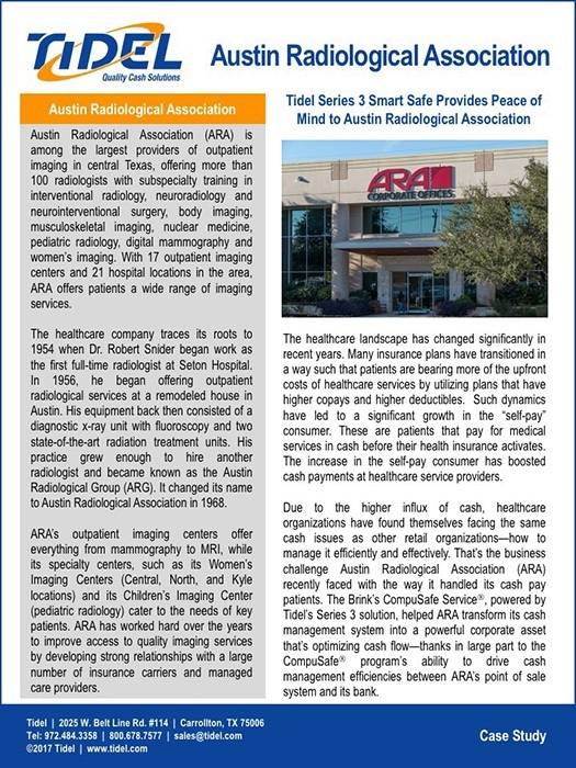 Austin Radiology Case Study