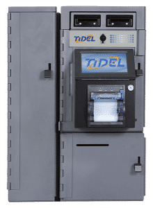 Image of Tidel Series 4 Smart Safe with Tube Vend