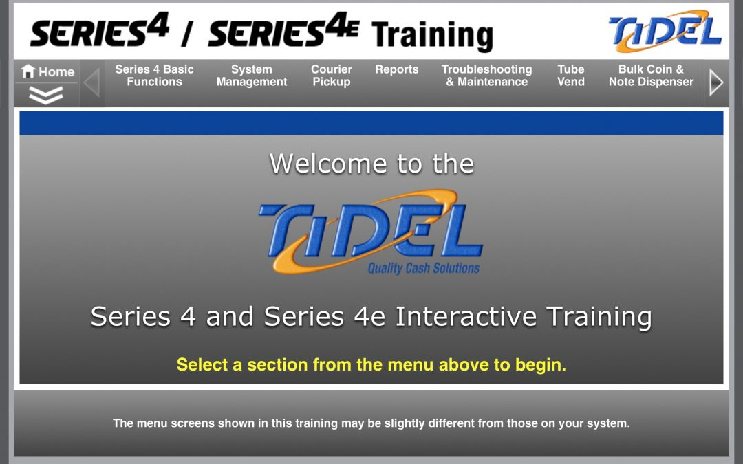 A Money-Saving, Interactive Online Training Program