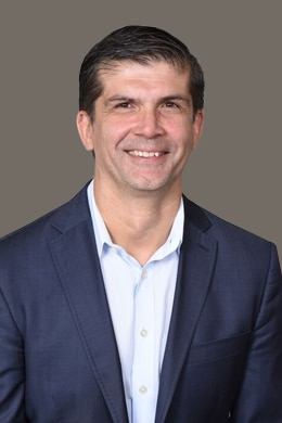 Image of Peter Polit, Executive Vice President, Product and Engineering, on Tidel's Management Team