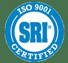 Tidel ISO 9001 SRI Logo