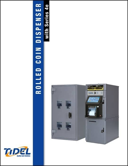 Series 4e Rolled Coin Dispenser