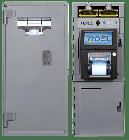 Tidel Series 4e High Capacity Note Dispenser 3 High
