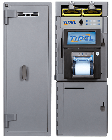 Tidel Series 4e Low Capacity Note Dispenser Image