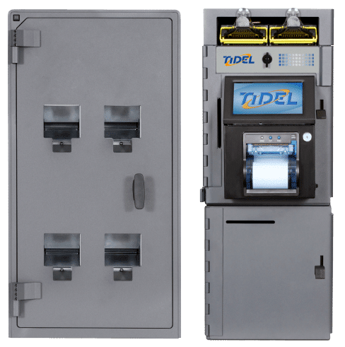 Tidel Series 4e Rolled Coin Dispenser