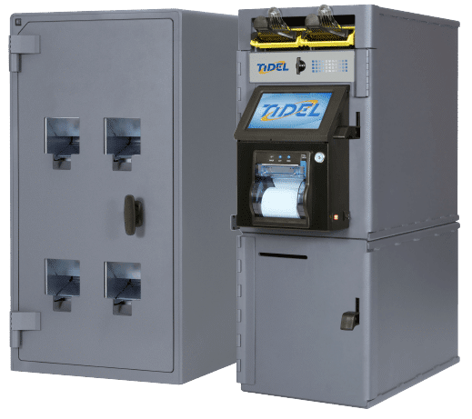 Tidel Series 4e Rolled Coin Dispenser Image