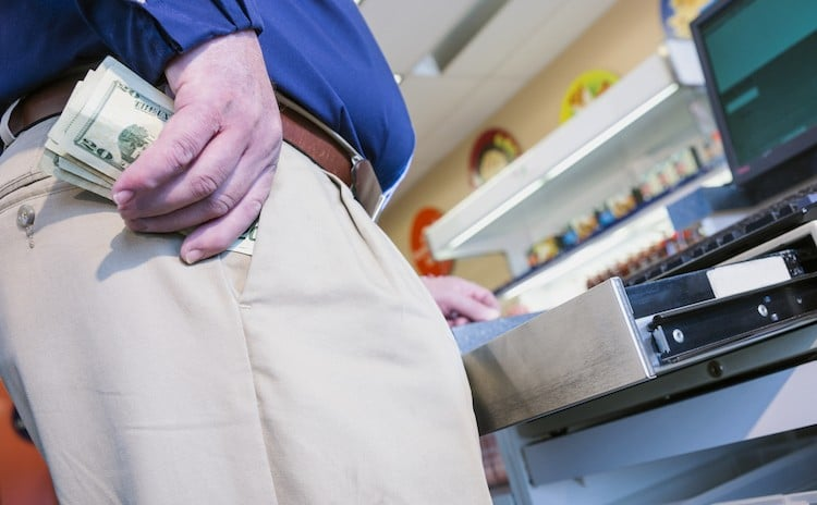 Mitigate Shrinkage with Automated Cash Handling