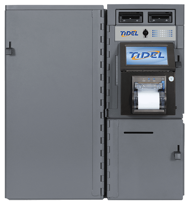 Tidel Series 4 with Side Vault