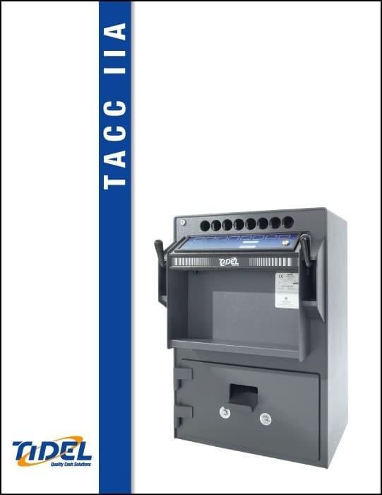 Tidel TACC IIA Spec Sheet