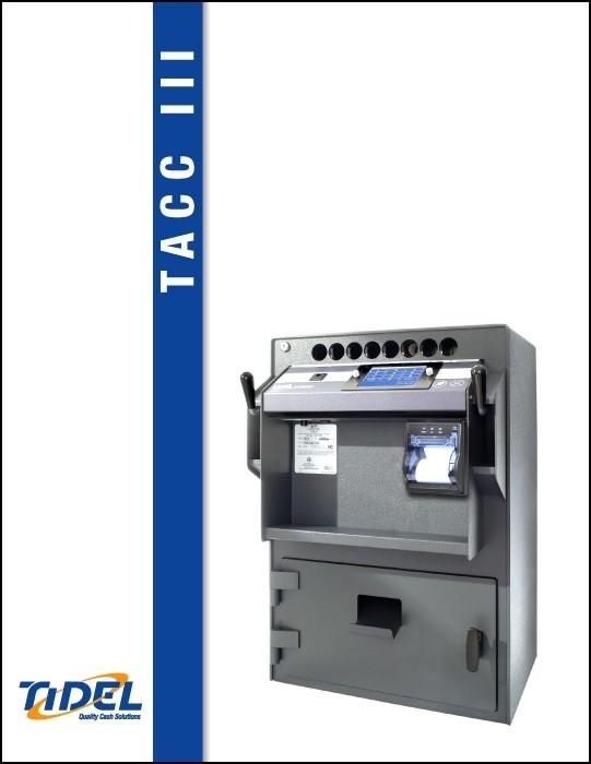 Tidel TACC III Spec Sheet