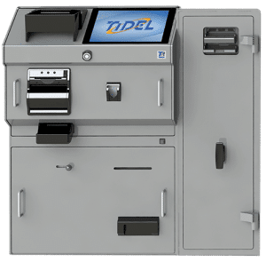 Tidel UTC Under the Counter Recycler Image