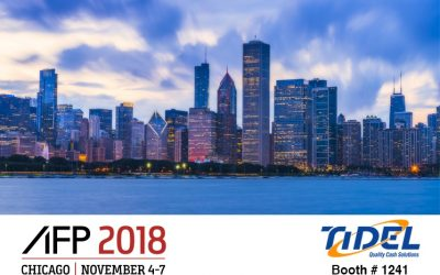 Tidel to Exhibit Innovative Cash Automation Solutions at AFP 2018