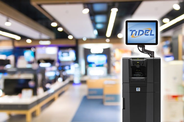 The Tidel TR50:  A Complete Cash Automation Solution in a Small Form Factor