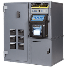 Image of Tidel Series 4e Bulk Coin Dispenser 6cup