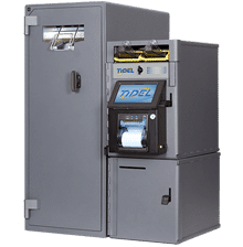 Tidel Series 4e with High Capacity Note Dispenser