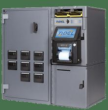Tidel Series 4e with Bulk Coin Dispenser
