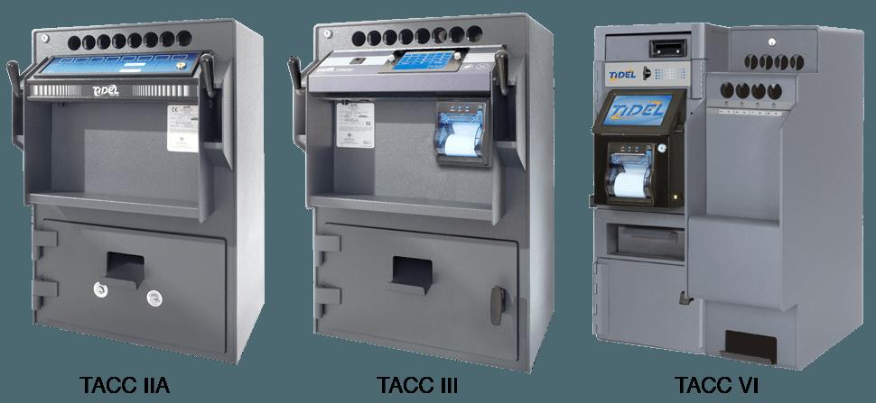 Tidel TACC Systems - IIA III VI