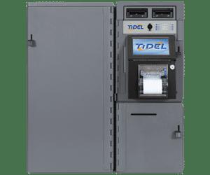 Image of Tidel Series 4 Smart Safe with Side Vault